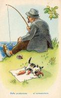 [DC9758] CPA - HUMOR - ILLUSTRATION - DALLA PRODUZIONE ALCONSUMATORE - Non Viaggiata - Old Postcard - Humor