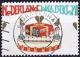 Netherlands 1997 - Birthday Cake With Present ( Mi 1616 - YT 1589 ) - 1980-... (Beatrix)