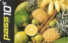 *ANTILLE FRANCESI* - Scheda Usata - Antilles (Françaises)