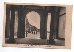 Santuario - Basilica Di Paola - Viale Delbelvedere Visto Dall'atrio* - Cosenza