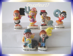Europe De Tous Les Talents ... Série Complète ... Ref AFF : 106-2003 ..( Pan 007) - Countries