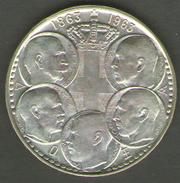 GRECIA 30 DRACHME 1963 AG SILVER - Grecia