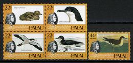 1983 - PALAU -  Catg.. Mi. 65/69 -  NH - (I-SRA3207.33)