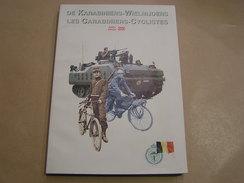 LES CARABINIERS CYCLISTES DE KARABINIERS WIELRIJDERS Armée Belgique Guerre 40 45 14 18 Congo Force Terrestre - Geschiedenis