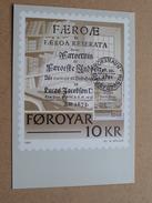 FOROYAR 10 KR (SC. M. MÜLLER) Stamp TORSHAVN 19-10-1981 ( Zie Foto ) ! - Cartoline Maximum