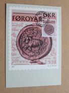 FOROYAR 6 KR (SC. M. MÜLLER) Stamp TORSHAVN 19-10-1981 ( Zie Foto ) ! - Cartoline Maximum