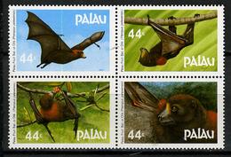 1987 - PALAU -  Catg.. Mi. 172/175 -  NH - (I-SRA3207.33) - Palau