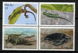 1986 - PALAU -  Catg.. Mi. 159/162 -  NH - (I-SRA3207.33) - Palau
