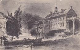 SHERBROOKE  - OLD MILL AT SHERBROOKE YEAR 1830  VG  AUTENTICA 100% - Sherbrooke