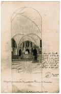 Chapelle Provisoire Du Monastère De Ste Claire De Jerusalem (pk32672) - Palestine