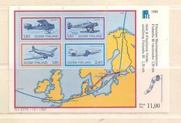 FINLANDE  ( D17 - 9628 )   1988  N° YVERT ETV TELLIER  N°  4    N**