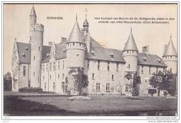 BORNEM - Kasteel - Château MARNIX DE ST. ALDEGONDE - Bornem