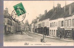 COURTENAY . Rue Nationale . - Courtenay