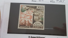 LOT 342472 TIMBRE DE MONACO NEUF** N°491 VALEUR 11,5 EUROS - Collections, Lots & Series