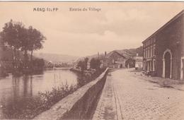 Alte Ansichtskarte Von Mèry-Tilff -Entrée Du Village- - Esneux