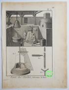 Fonte Des Cloches Gieten Van Klokken 8pl. - Documents Historiques