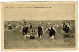 Blankenberghe, Aantrekkelijkheden Der Zee, Zwemsters, Baigneuses  (pk32679) - Blankenberge