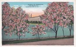 WASHINGTON----bureau Of Engraving And Printing.   D. C.----voir 2 Scans - Washington DC