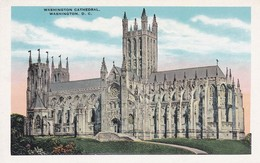 WASHINGTON----washington Cathedral.   D. C.----voir 2 Scans - Washington DC