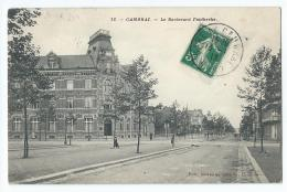 Cambrai - Le Boulevard Faidherbe - Cambrai