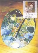 BRUXELLES   MAXIMUN JEMES ENSOR   SET 3 PIECES  (FEB170087-89) - Personaggi Famosi