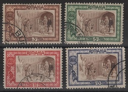 RO 144 - ROUMANIE N° 203/06+ Obl. - 1881-1918: Charles I