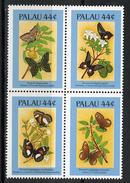 1986 - PALAU -  Catg.. Mi. 168/171 -  NH - (I-SRA3207.33)