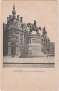Anvers  Statue Leopold I - Belgio