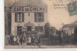 ERMONT       CAFE DU CINEMA - Ermont