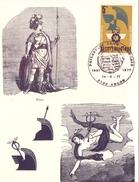BRUXELLES   MAXIMUN  MARS ET MERCURIUS     (FEB170091) - Personaggi Famosi
