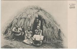 UGANDA - A NATIVE STATION - Uganda