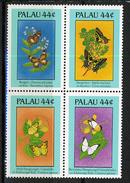 1988 - PALAU -  Catg.. Mi. 221/224 -  NH - (I-SRA3207.33)