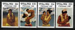 1985 - PALAU -  Catg.. Mi. 89/92 -  NH - (I-SRA3207.34)