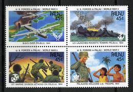 1990 - PALAU -  Catg.. Mi. 402/405 -  NH - (I-SRA3207.34)