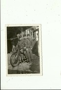 Morville Hammelburg ( Photo  9 Cm / 6 Cm ) - Photo Militaria ) Au Dos Stalag XIII C Geprüft ( Moto ) - Florennes