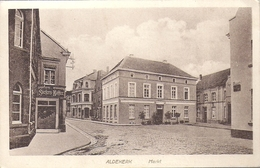 Aldekerk Markt   Koffee - Germany