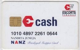 Indien  E Cash - Inde