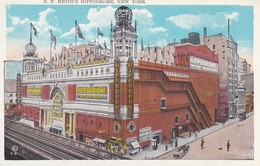 NEW YORK----B. F. Keith's Hippodrome New York----voir 2 Scans - Other