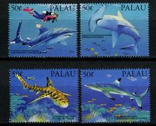 1993 - PALAU -  Catg.. Mi. 614/617 -  NH - (I-SRA3207.34) - Palau