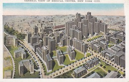 NEW YORK----RARE----general Of Medical Center,new York City----voir 2 Scans - Santé & Hôpitaux