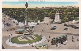 NEW YORK----columbus Circle,  New York ----voir 2 Scans - NY - New York