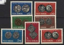 RO 158 - ROUMANIE N° 2543/48 Neufs** Monnaies - 1948-.... Republics