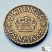 Dinamarca - 2 Kroner - 1925 - Dänemark