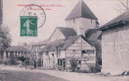 France 10, Donnement, Eglise Du 13e Siècle (6812) - France
