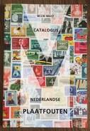 Nederland, 459 Plaatfouten, Mast Catalogus, 2001, Nieuwstaat, Onbeschreven, As New - Holanda
