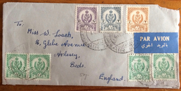 Libya / Libië / Libyen, Cover Sent To England In 1958 - Libië