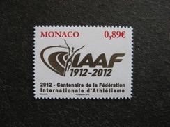 Monaco:  TB N°2835 , Neuf XX . - Neufs