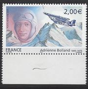 France Variété Poste Aérienne N° 68 ** Avion Touchant La Montagne TB - Abarten: 2000-09 Ungebraucht