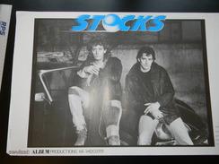 Affichette Stocks 59 X 40 Cm - Plakate & Poster
