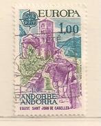 ANDORRE  ( D17 - 9726 )   1977   N° YVERT ET TELLIER  N°  261